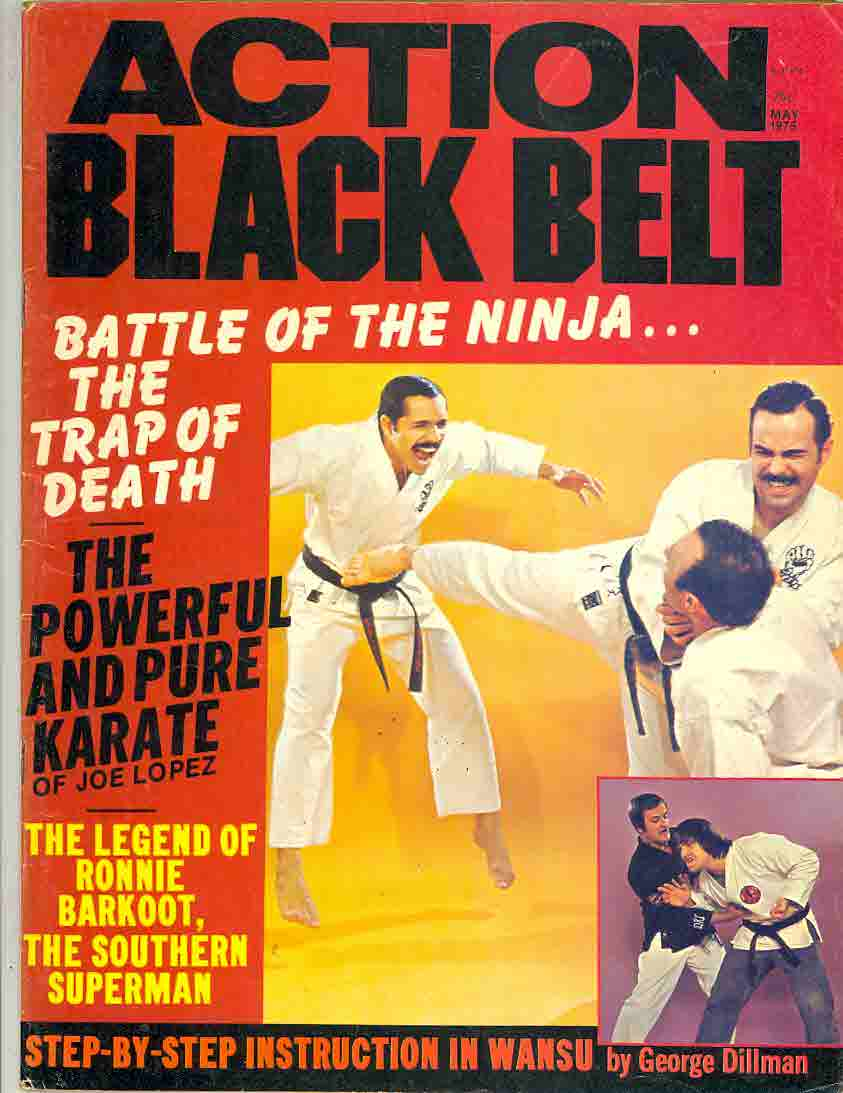 05/75 Action Black Belt