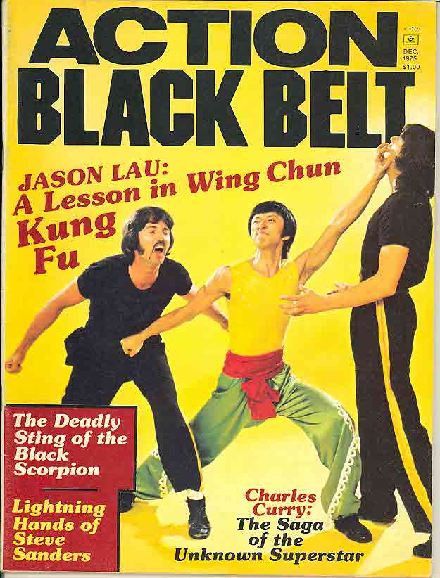 12/75 Action Black Belt