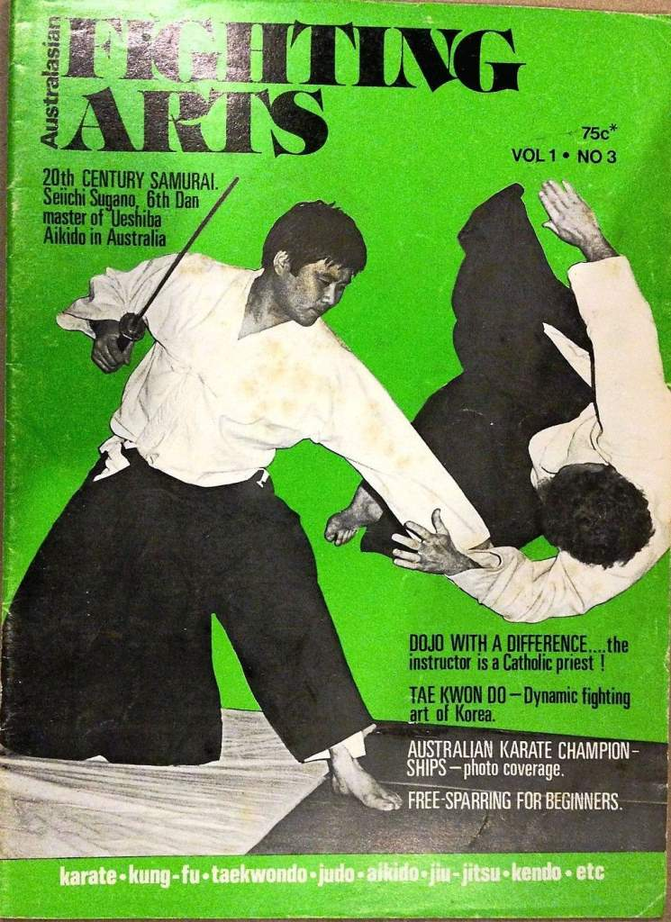 1974 Australasian Fighting Arts