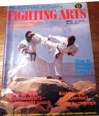 Australasian Fighting Arts