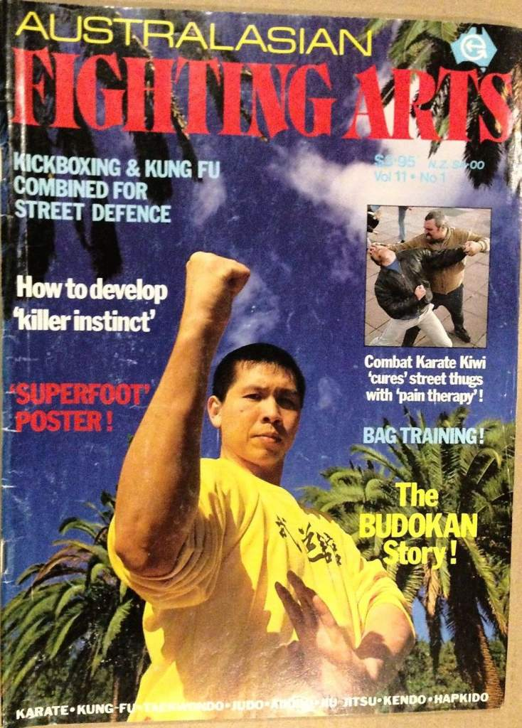 1987 Australasian Fighting Arts