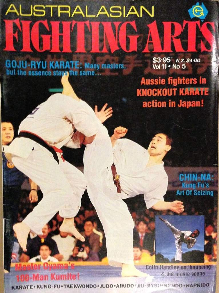 1988 Australasian Fighting Arts