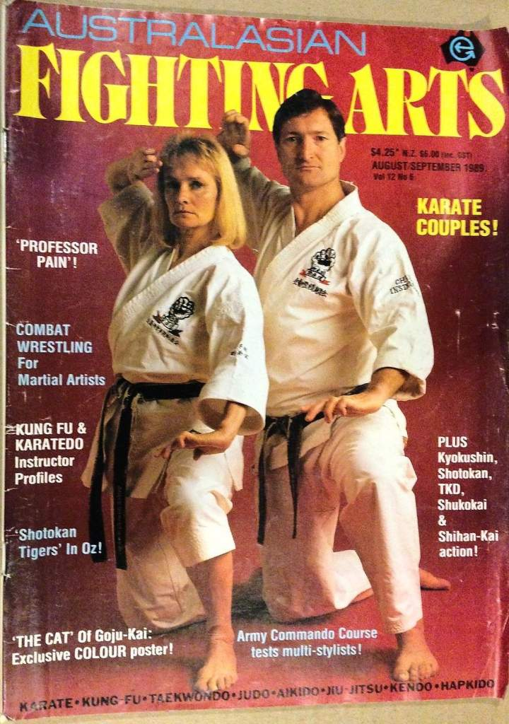 08/89 Australasian Fighting Arts