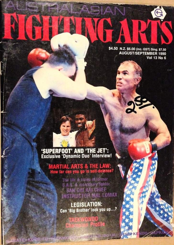 08/90 Australasian Fighting Arts