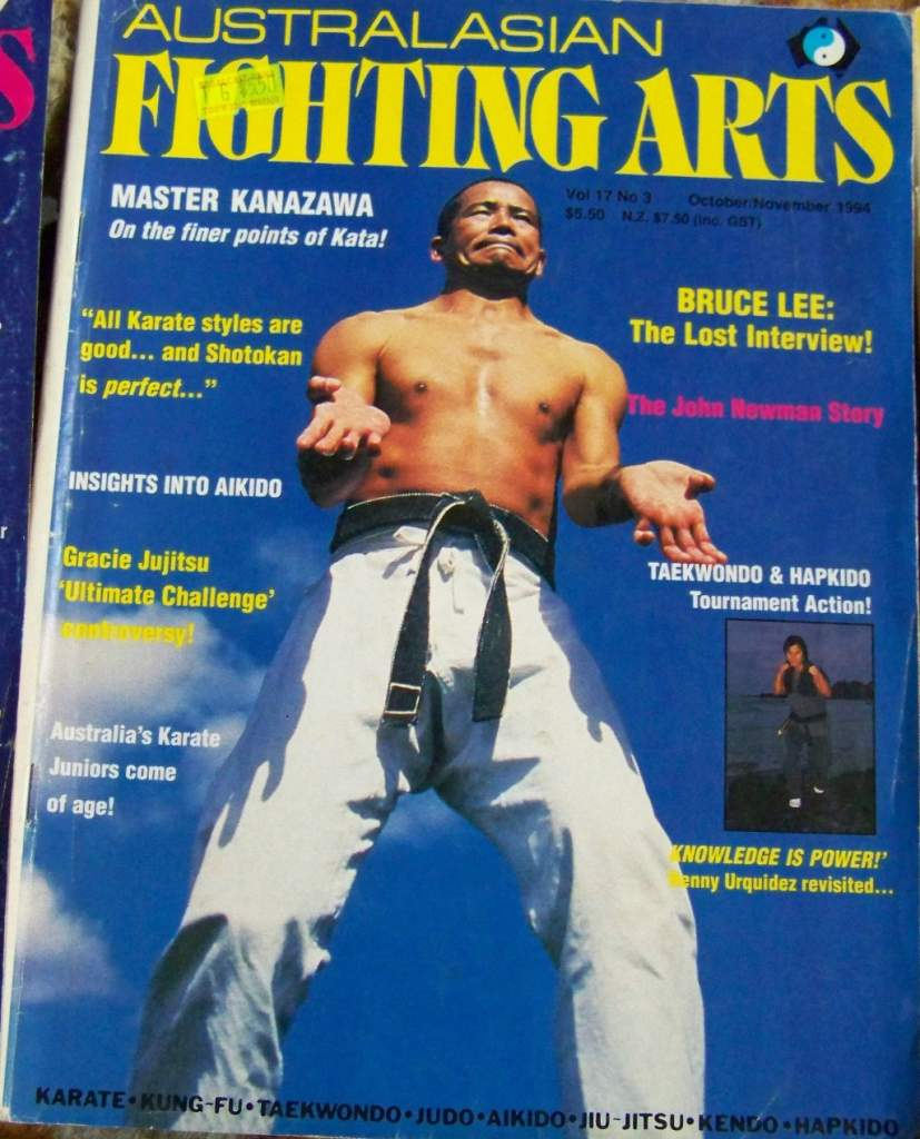 10/94 Australasian Fighting Arts