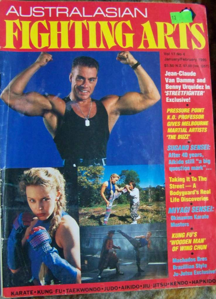 01/95 Australasian Fighting Arts