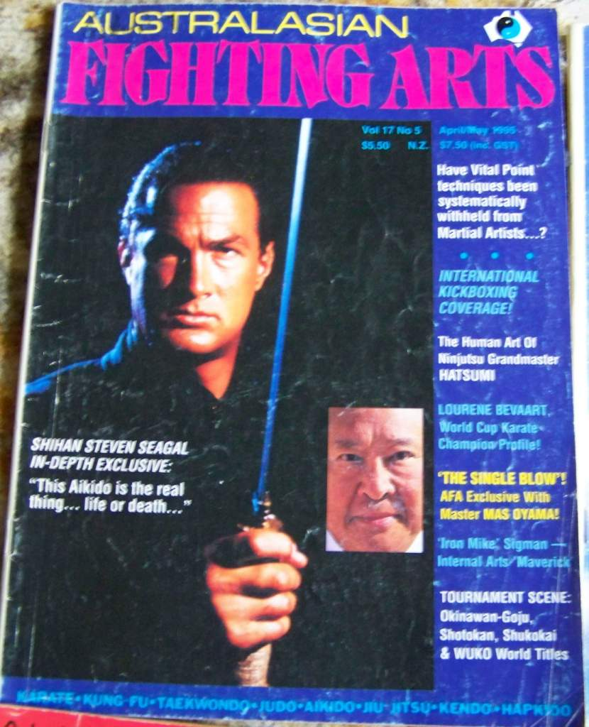 04/95 Australasian Fighting Arts