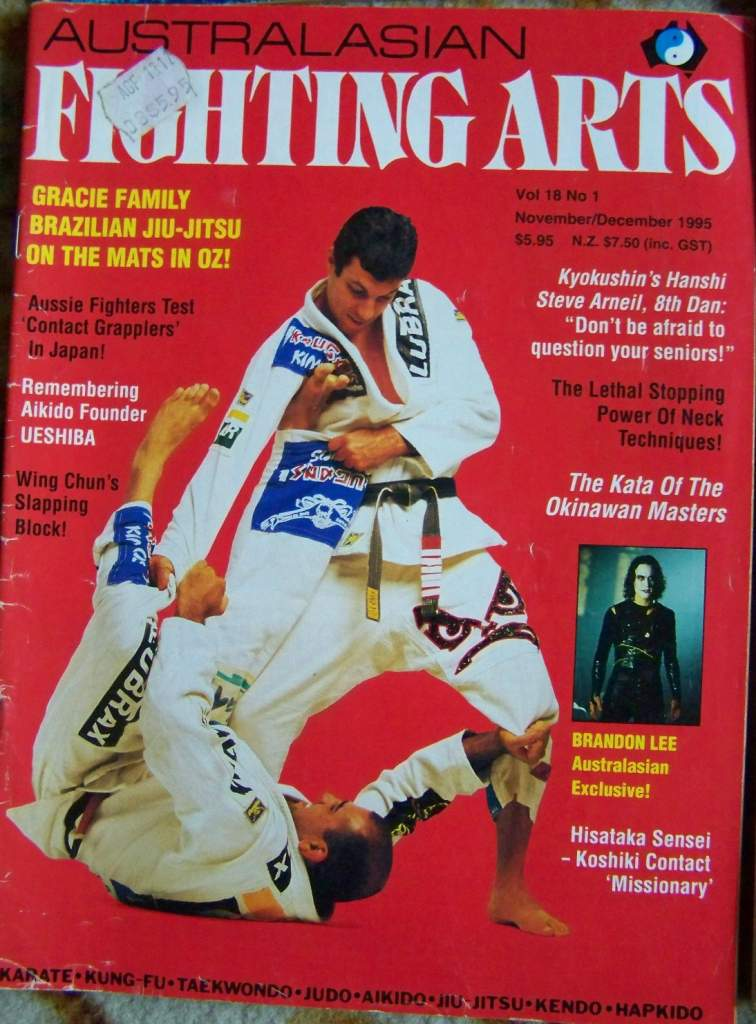 11/95 Australasian Fighting Arts