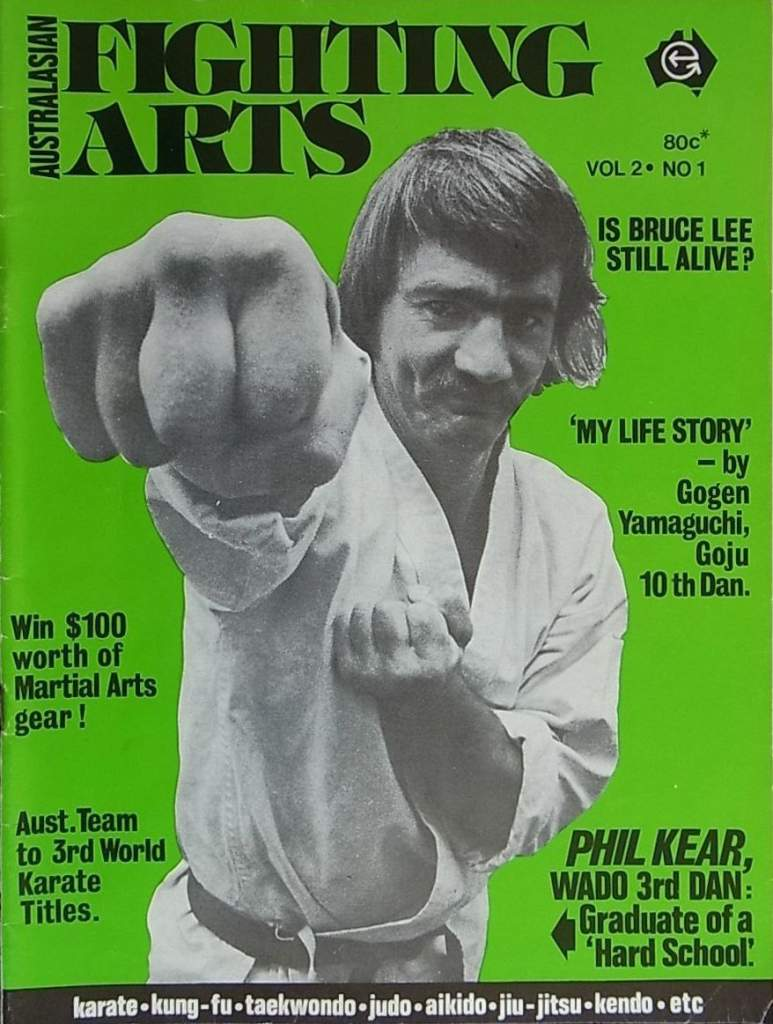 10/75 Australasian Fighting Arts