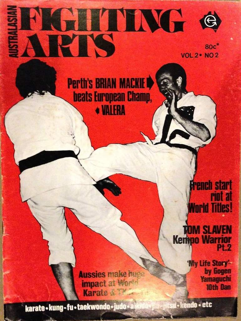11/75 Australasian Fighting Arts
