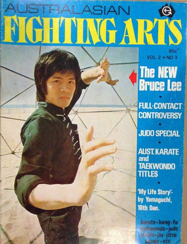 1975 Australasian Fighting Arts