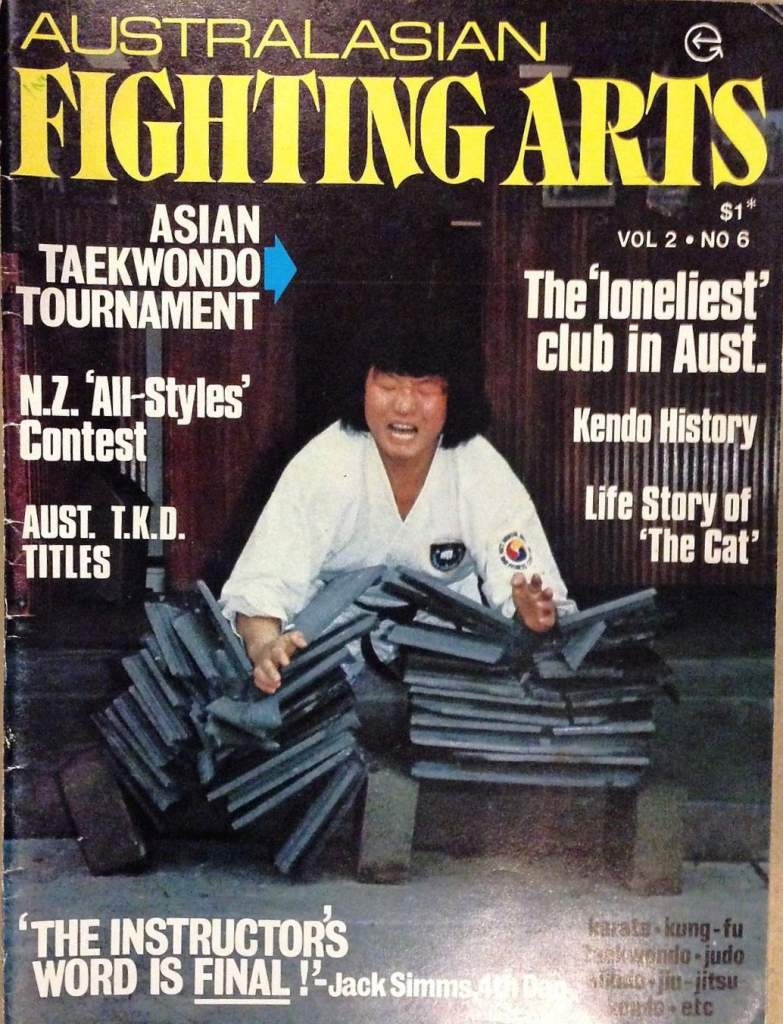 1976 Australasian Fighting Arts