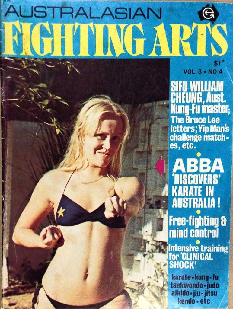 1977 Australasian Fighting Arts