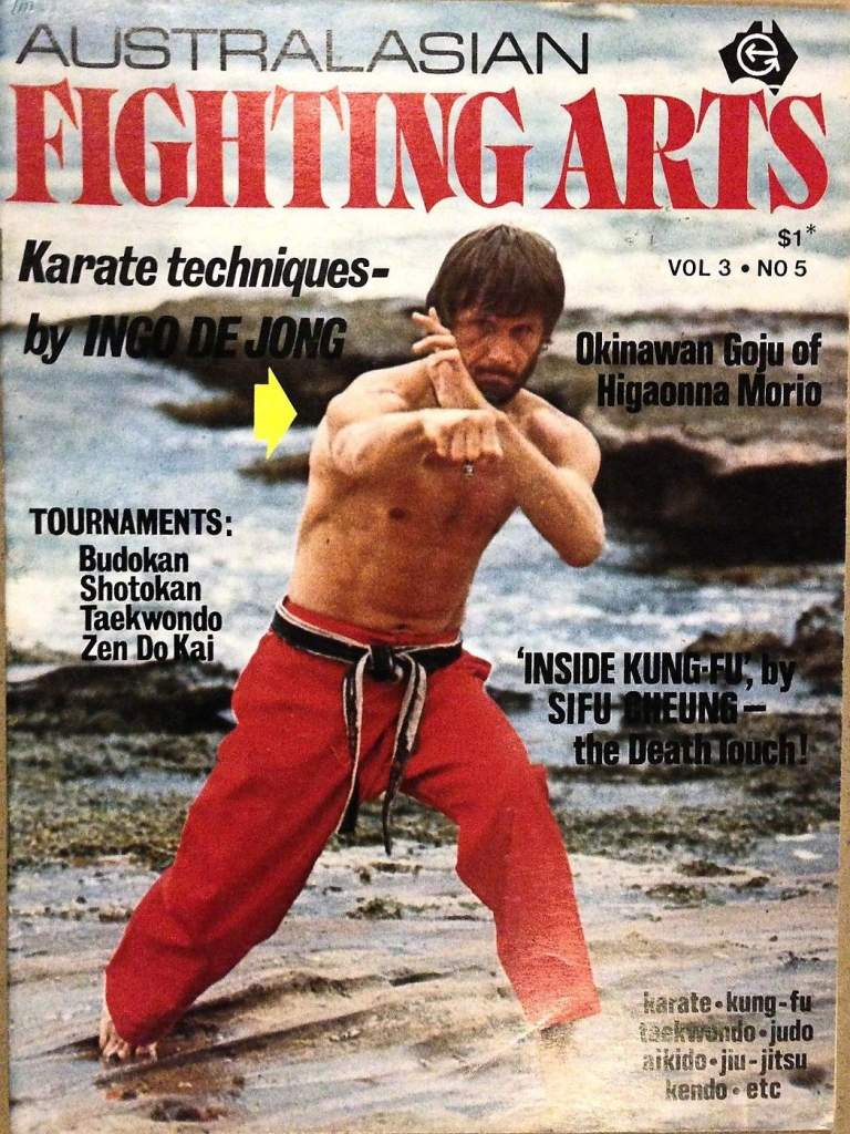 1978 Australasian Fighting Arts