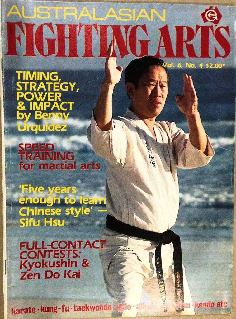 1981 Australasian Fighting Arts