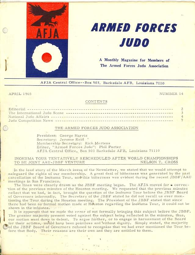 04/65 Armed Forces Judo Association