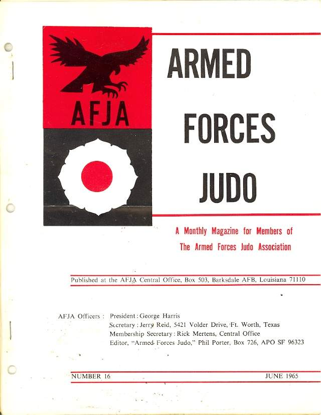 06/65 Armed Forces Judo Association