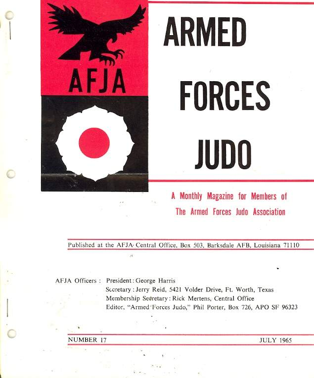 07/65 Armed Forces Judo Association