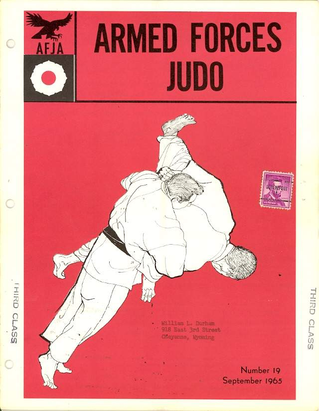 09/65 Armed Forces Judo Association