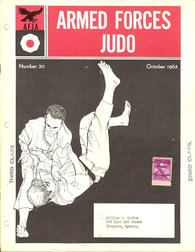 10/65 Armed Forces Judo Association