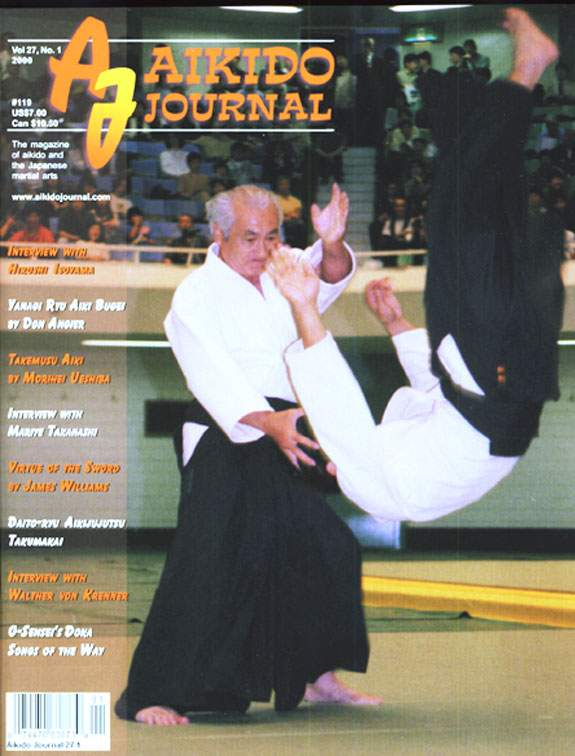 Spring 2000 Aikido Journal