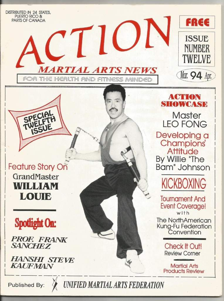 03/94 Action Martial Arts