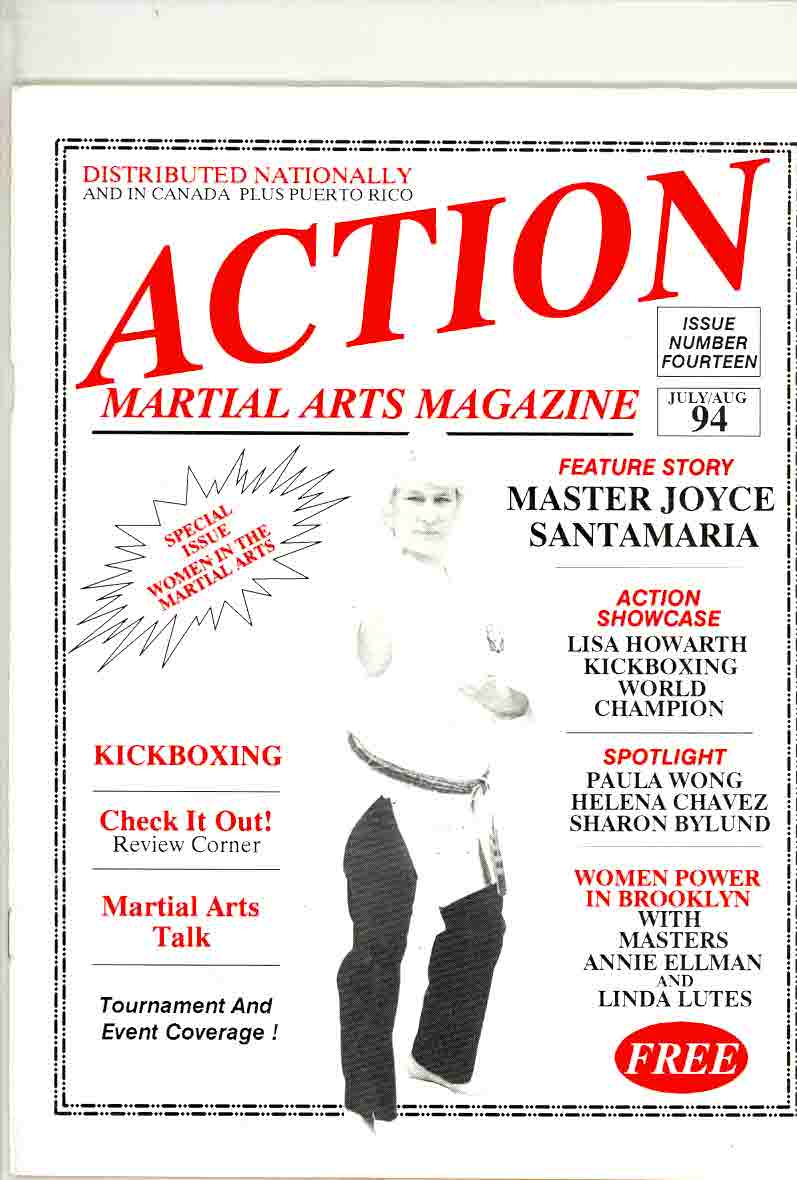 07/94 Action Martial Arts