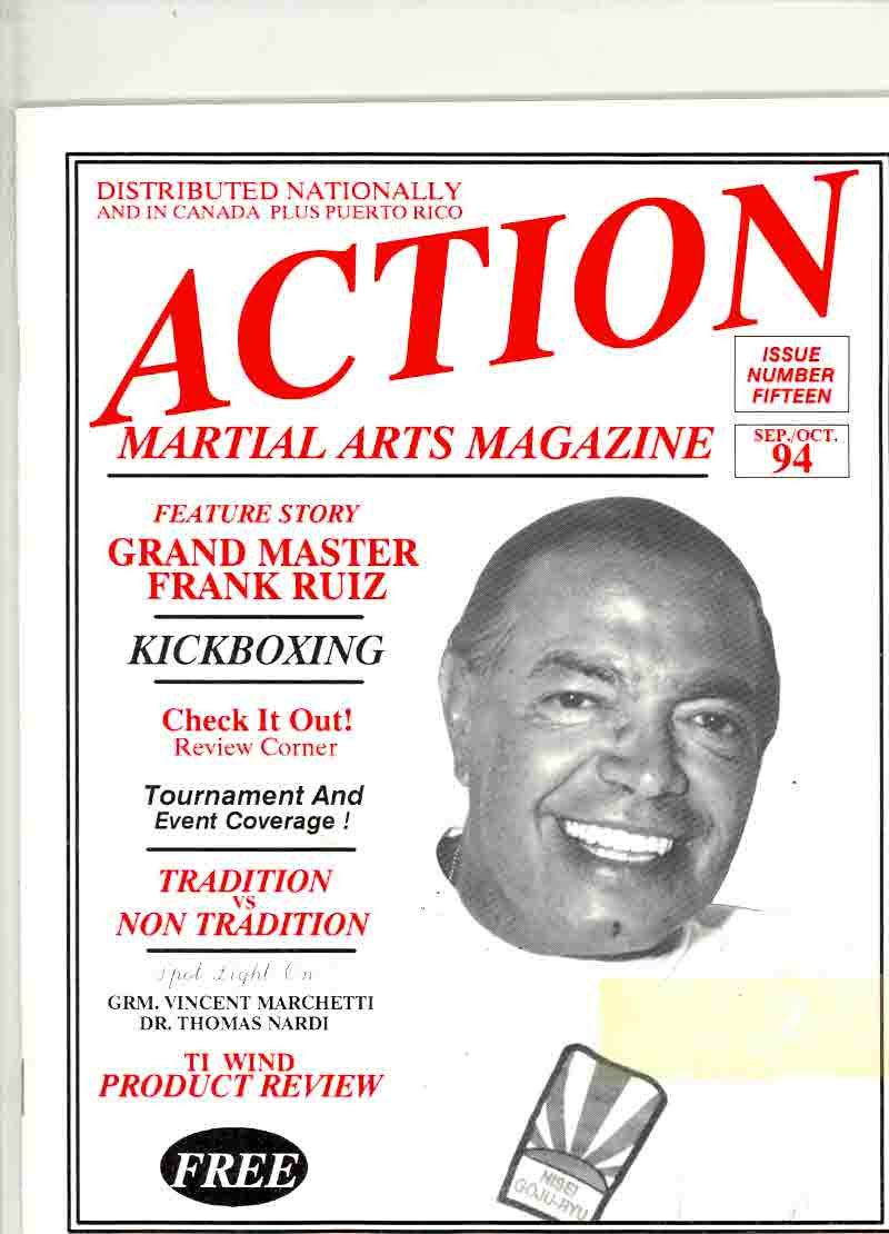 09/94 Action Martial Arts