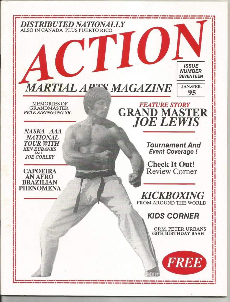 01/95 Action Martial Arts