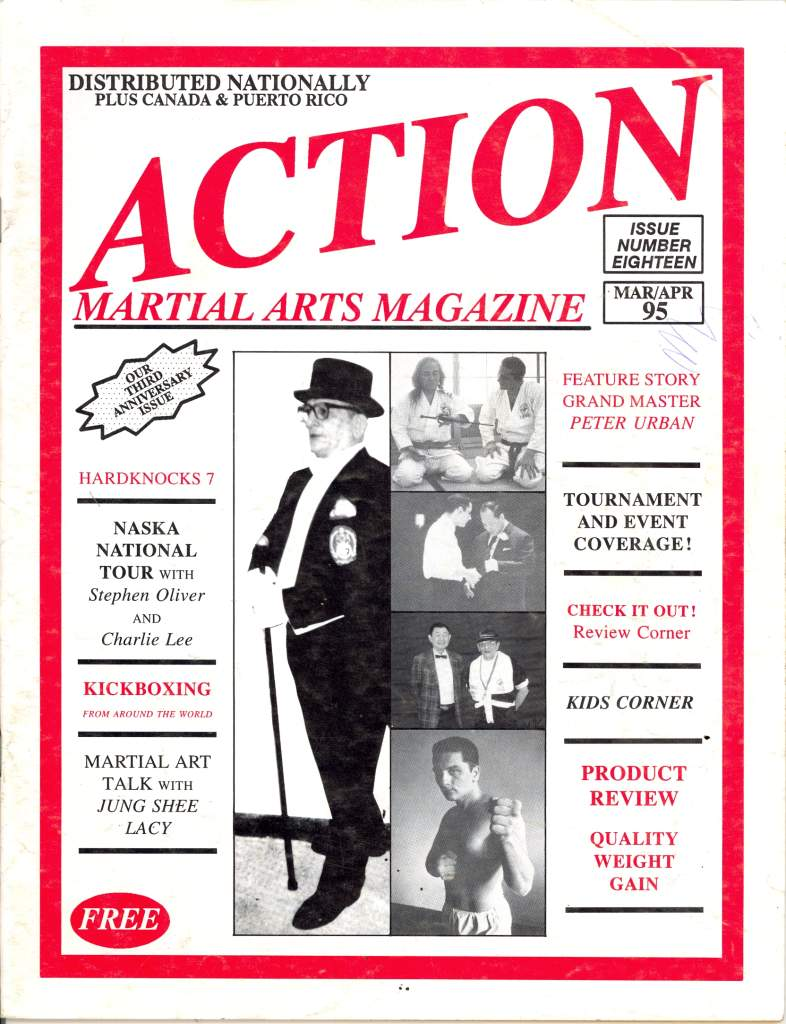 03/95 Action Martial Arts