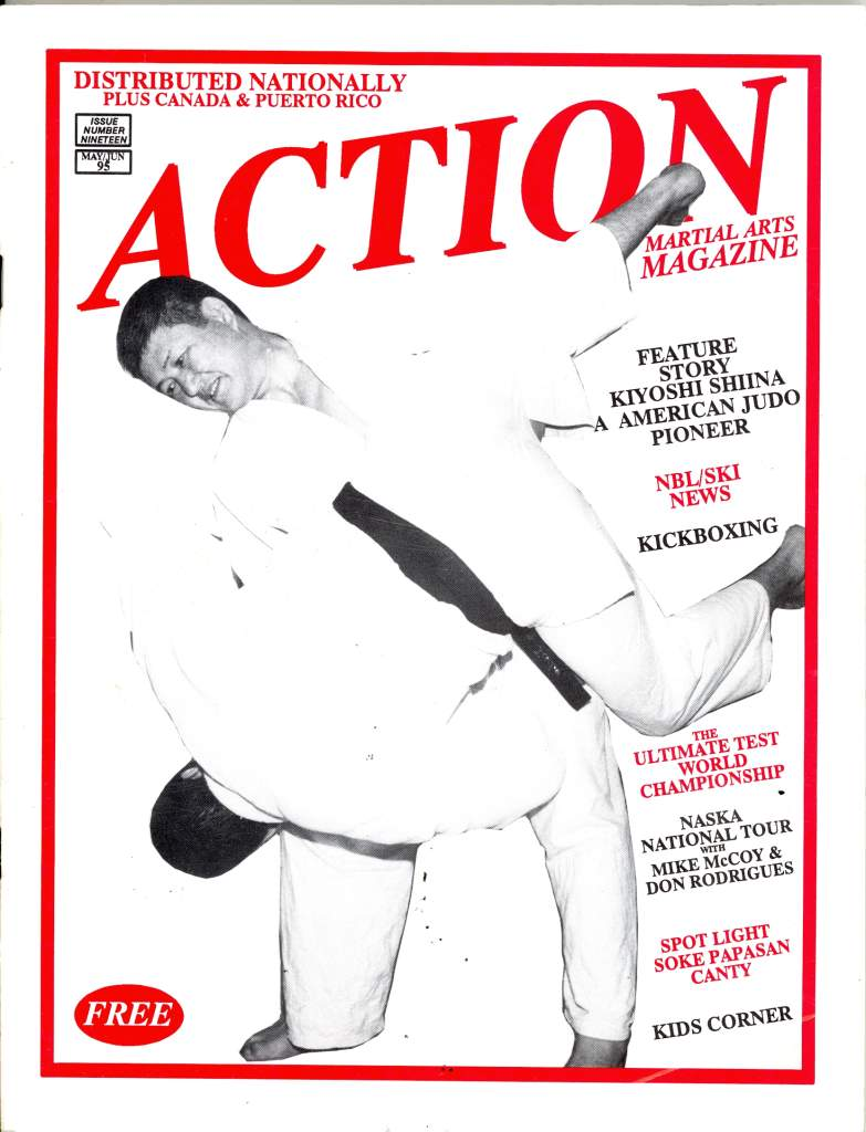 05/95 Action Martial Arts