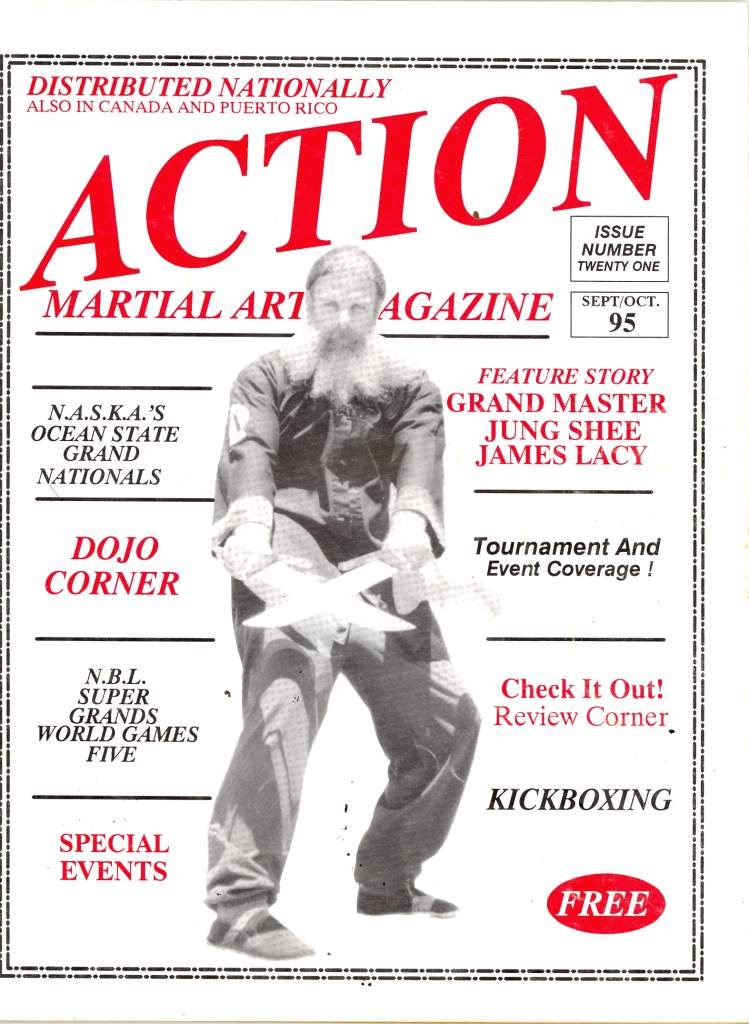 09/95 Action Martial Arts