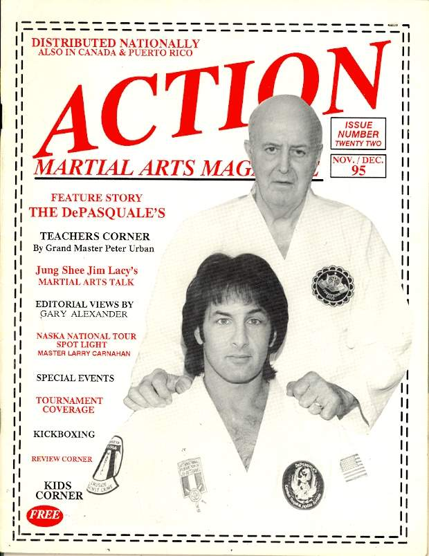 11/95 Action Martial Arts