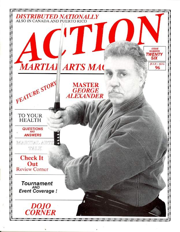 07/96 Action Martial Arts