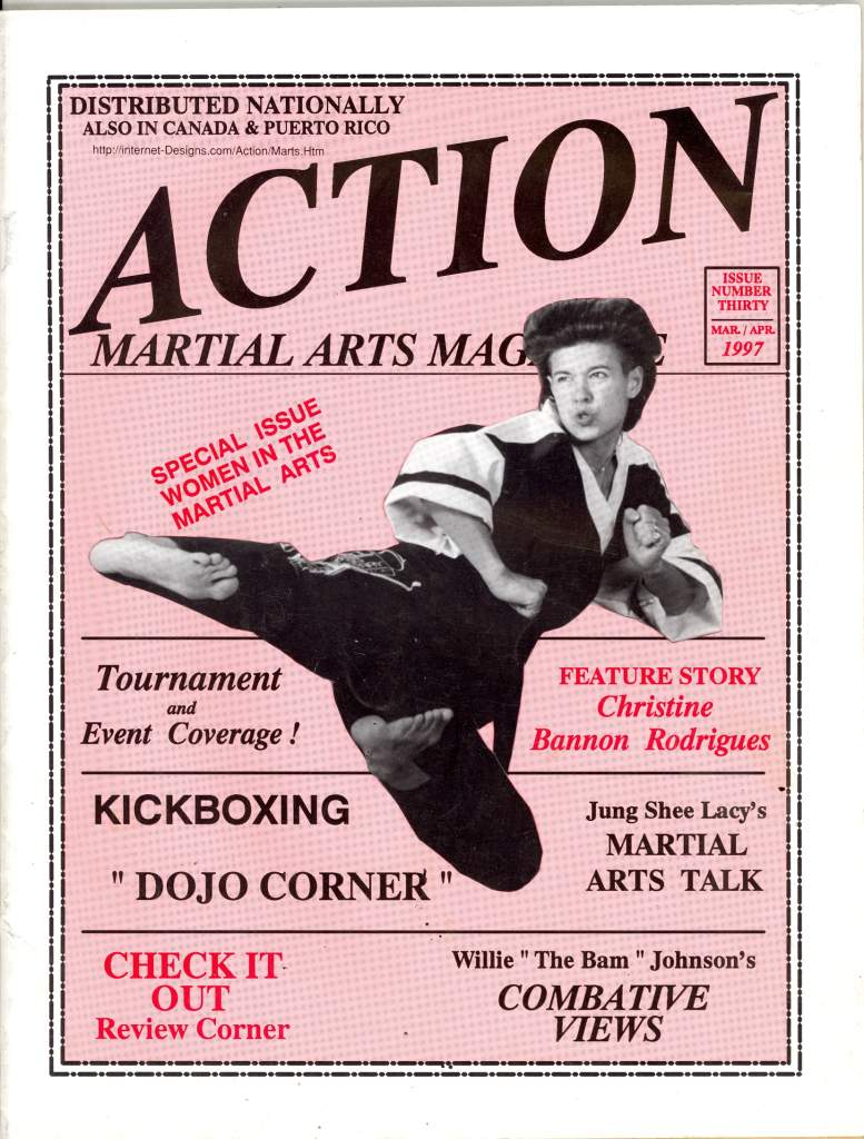 03/97 Action Martial Arts