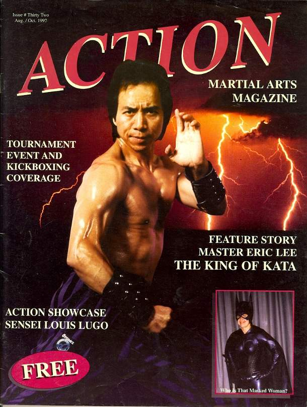 08/97 Action Martial Arts