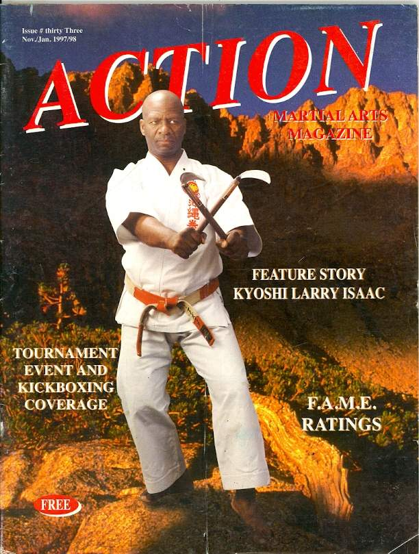 11/97 Action Martial Arts