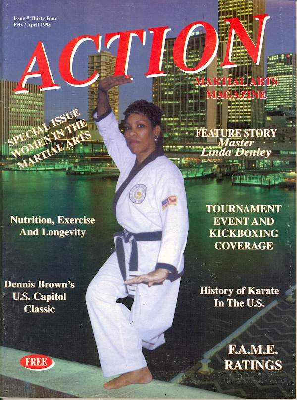 02/98 Action Martial Arts