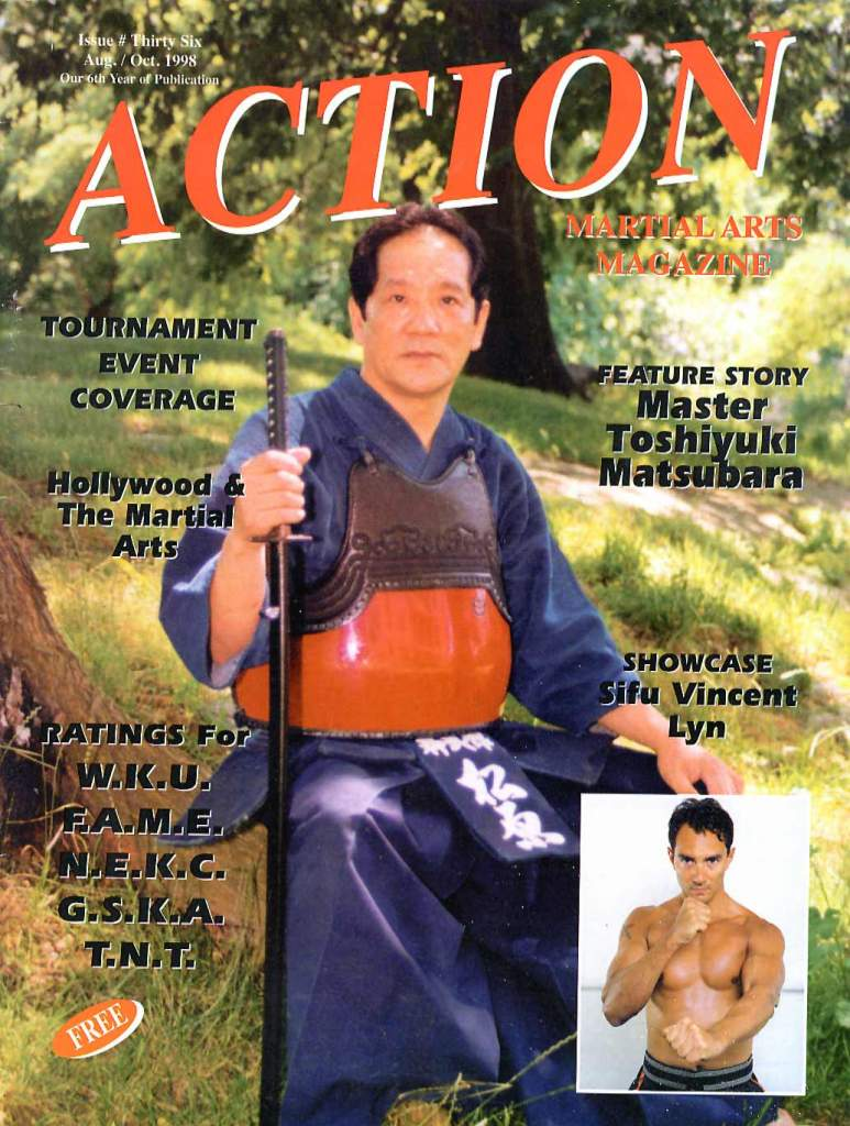 08/98 Action Martial Arts