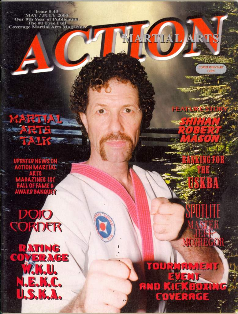 05/00 Action Martial Arts