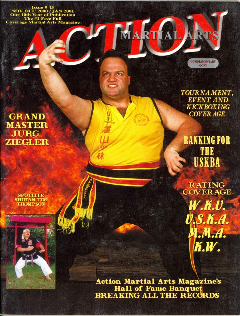 11/00 Action Martial Arts