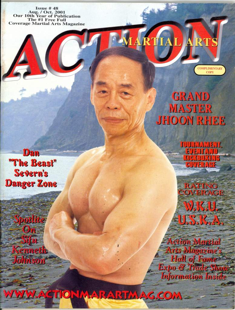 08/01 Action Martial Arts