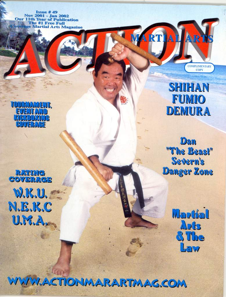 11/01 Action Martial Arts