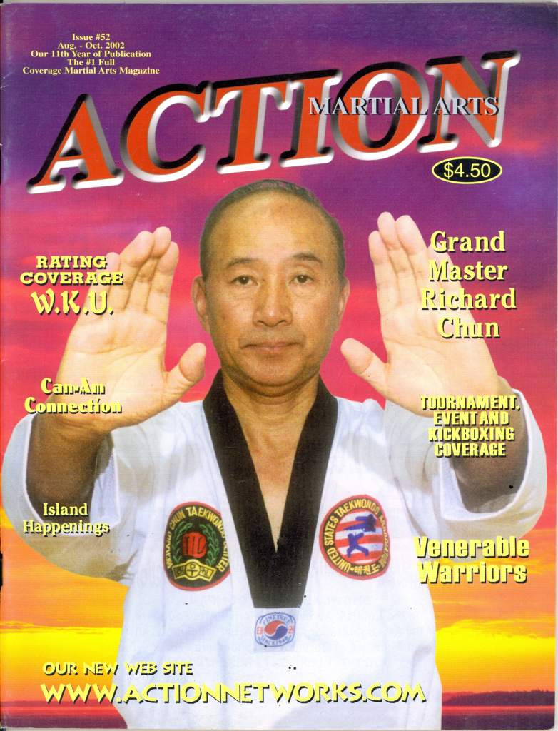 08/02 Action Martial Arts