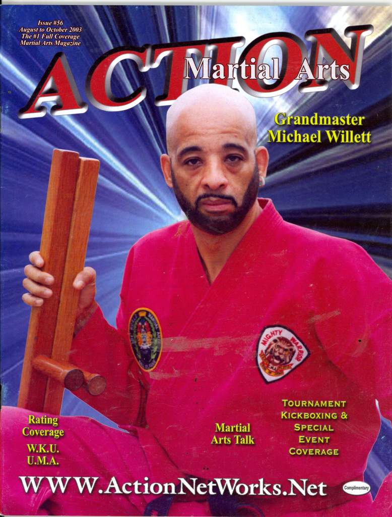 08/03 Action Martial Arts