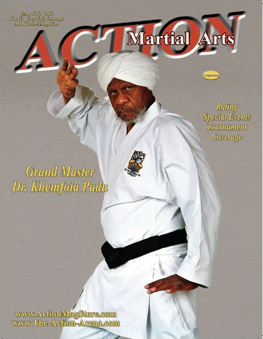 2008 Action Martial Arts