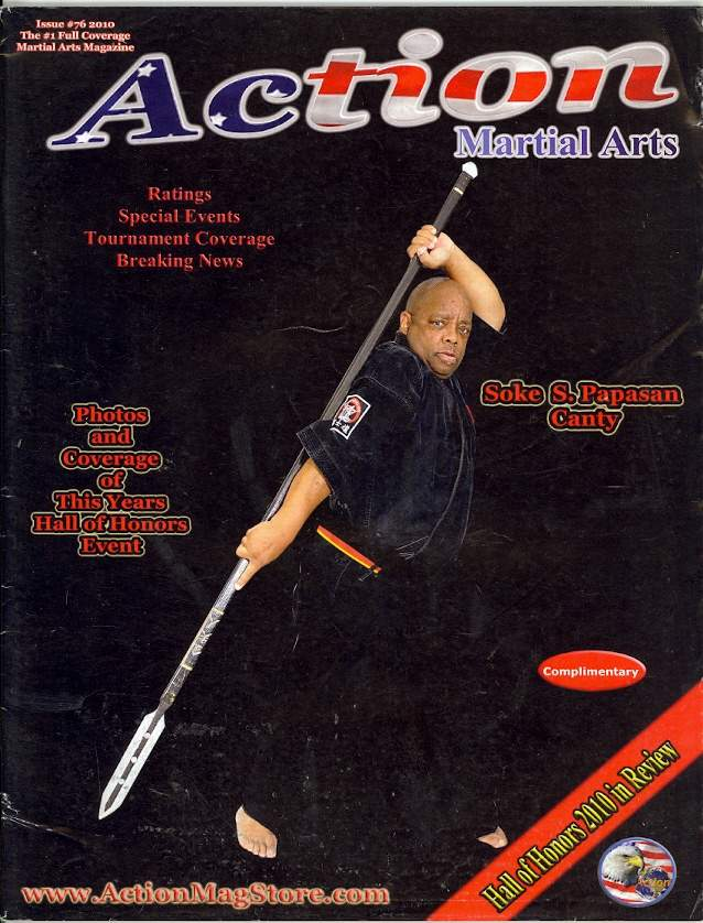 2010 Action Martial Arts