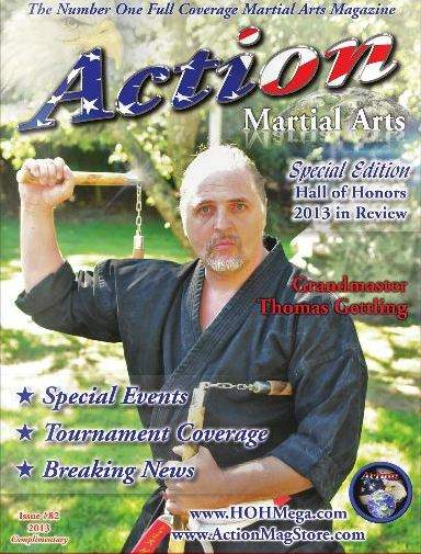 2013 Action Martial Arts