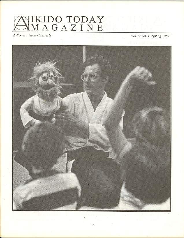 Spring 1989 Aikido Today