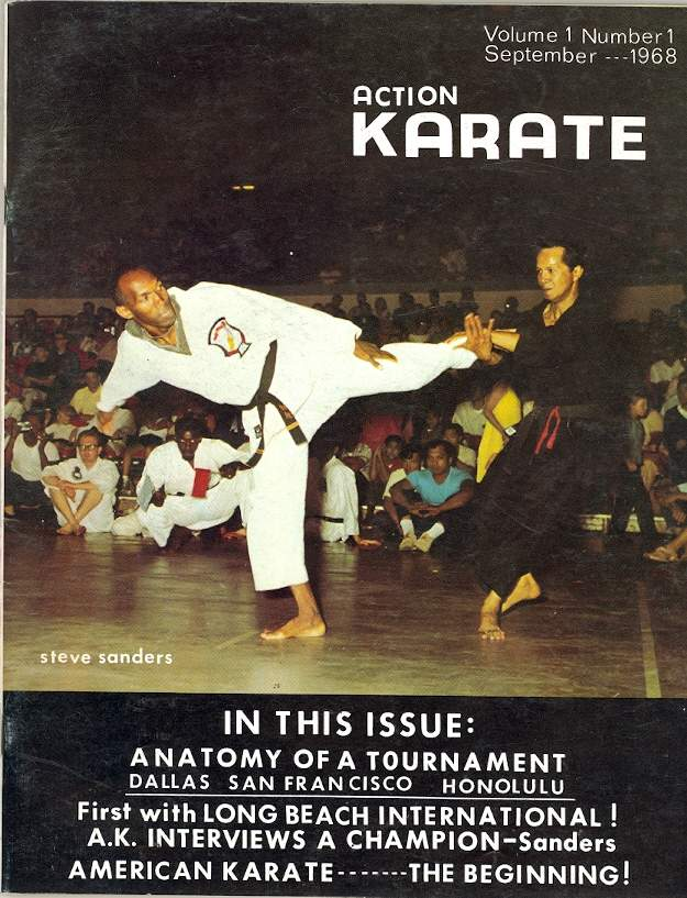 09/68 Action Karate